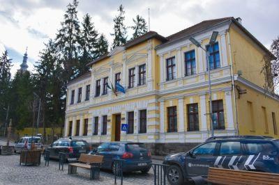 Mária Valéria épület