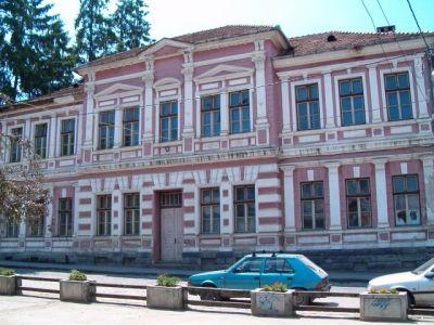Régi iskola front